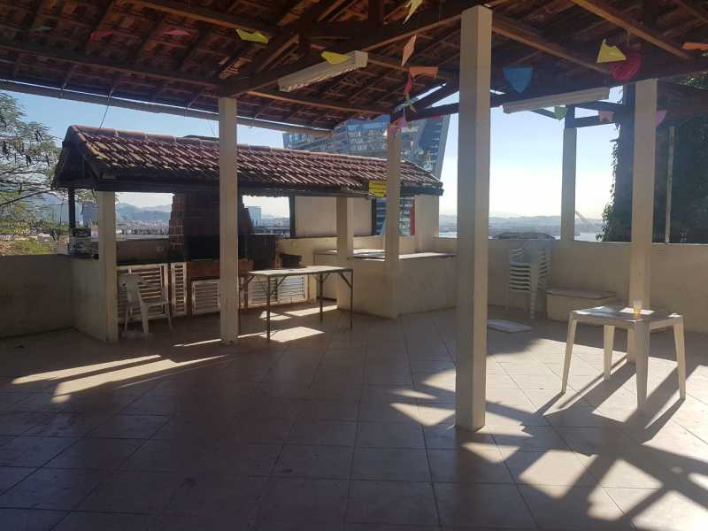 2c560bb4-04a9-4653-a3e1-8cabce - Apartamento à venda Rua Conselheiro Zacarias,Gamboa, Rio de Janeiro - R$ 650.000 - BOAP20114 - 1