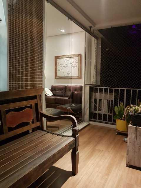 3d2f3c90-a32a-4e99-a8f9-a34bd7 - Apartamento à venda Rua Hermenegildo de Barros,Santa Teresa, Rio de Janeiro - R$ 730.000 - BOAP10076 - 1