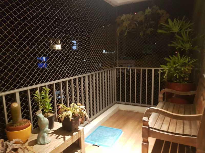 a5faf956-a1e2-4050-9d7b-068602 - Apartamento à venda Rua Hermenegildo de Barros,Santa Teresa, Rio de Janeiro - R$ 730.000 - BOAP10076 - 26