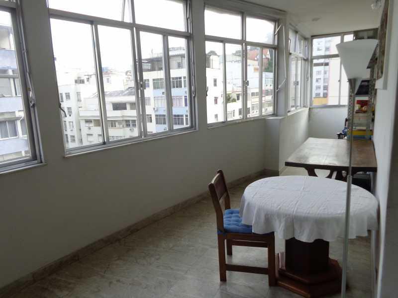 DSC01480 - Apartamento 4 quartos Copacabana - BOAP40034 - 1