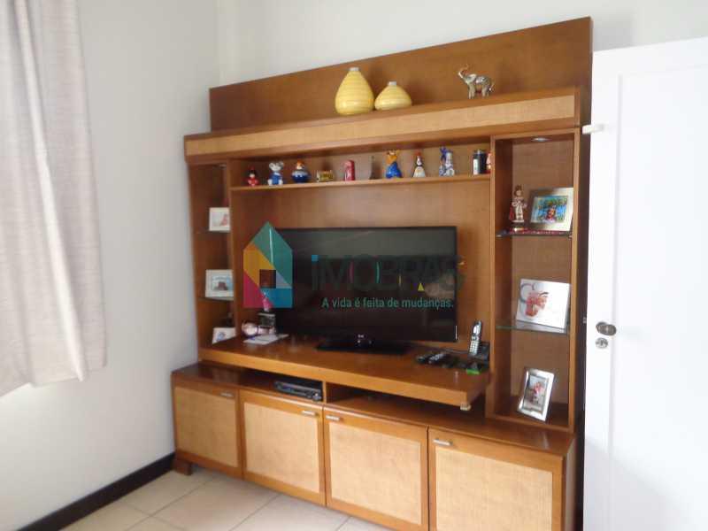 DSC01643 - Apartamento À VENDA, Humaitá, Rio de Janeiro, RJ - BOAP30115 - 14