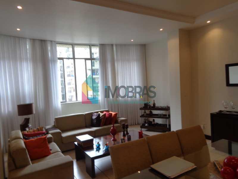 DSC01645 - Apartamento À VENDA, Humaitá, Rio de Janeiro, RJ - BOAP30115 - 6