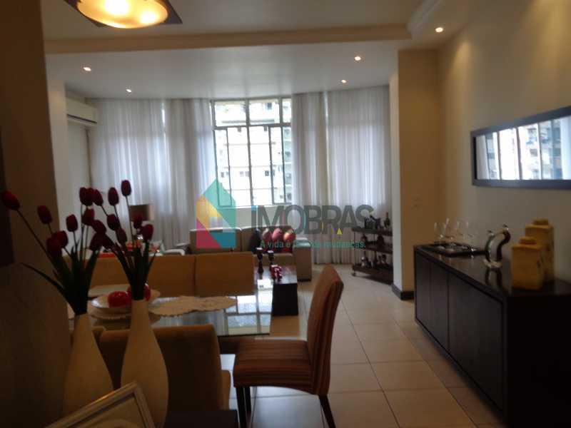 DSC01648 - Apartamento À VENDA, Humaitá, Rio de Janeiro, RJ - BOAP30115 - 4