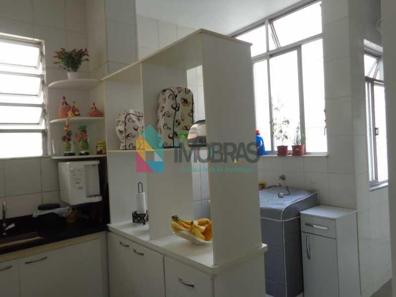DSC01652 - Apartamento À VENDA, Humaitá, Rio de Janeiro, RJ - BOAP30115 - 21