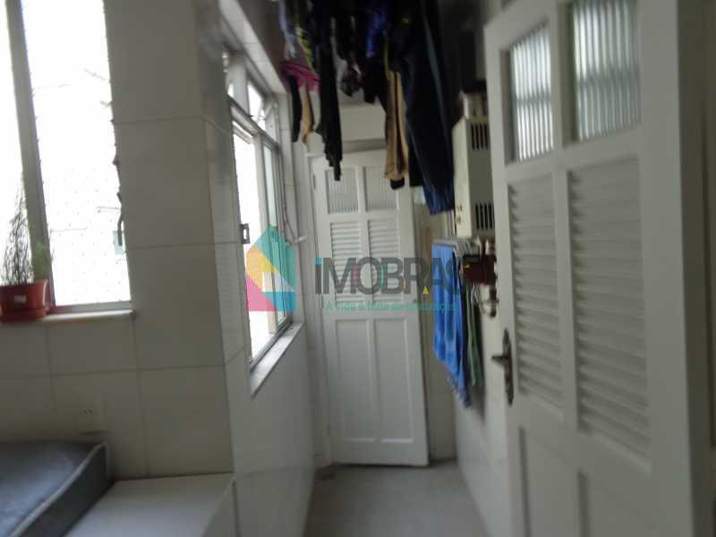 DSC01653 - Apartamento À VENDA, Humaitá, Rio de Janeiro, RJ - BOAP30115 - 22