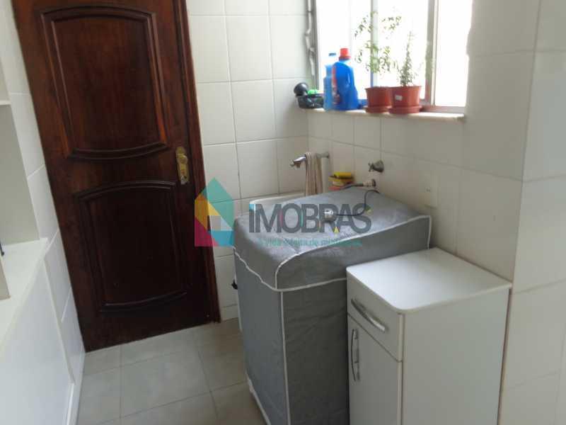 DSC01654 - Apartamento À VENDA, Humaitá, Rio de Janeiro, RJ - BOAP30115 - 23