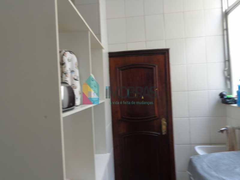 DSC01655 - Apartamento À VENDA, Humaitá, Rio de Janeiro, RJ - BOAP30115 - 24