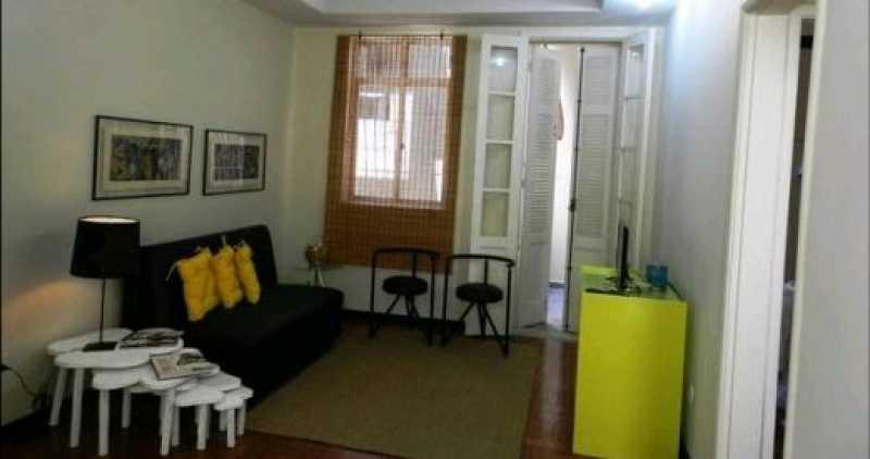 5 - Apartamento Urca,IMOBRAS RJ,Rio de Janeiro,RJ À Venda,1 Quarto,50m² - BOAP10090 - 1
