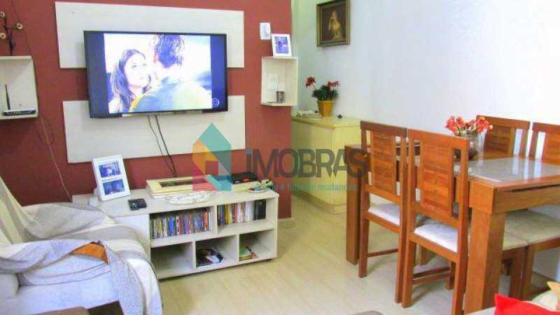 025724032399920 - Apartamento à venda Rua Benjamim Constant,Glória, IMOBRAS RJ - R$ 290.000 - CPAP10180 - 1