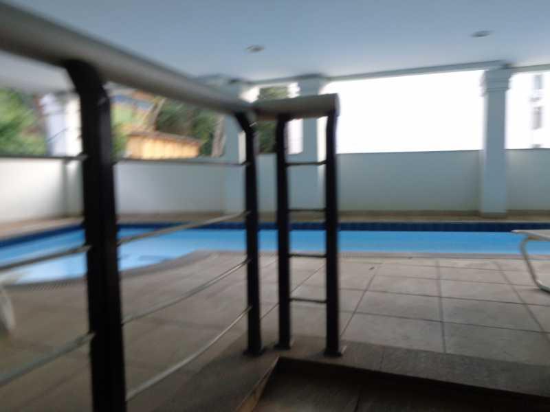 DSC01723 - Apartamento à venda Rua das Laranjeiras,Laranjeiras, IMOBRAS RJ - R$ 840.000 - BOAP10094 - 17