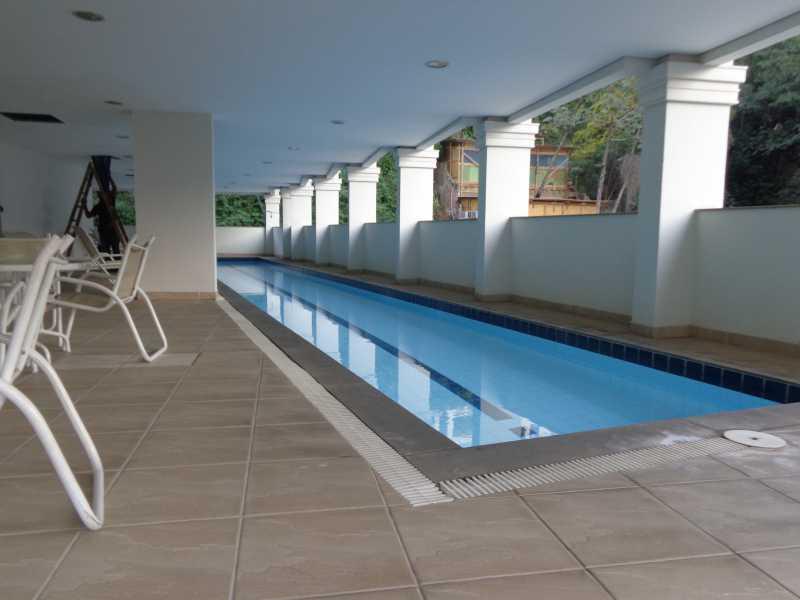 DSC01727 - Apartamento à venda Rua das Laranjeiras,Laranjeiras, IMOBRAS RJ - R$ 840.000 - BOAP10094 - 23