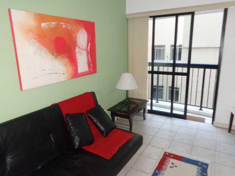 DSC01729 - Apartamento à venda Rua das Laranjeiras,Laranjeiras, IMOBRAS RJ - R$ 840.000 - BOAP10094 - 1