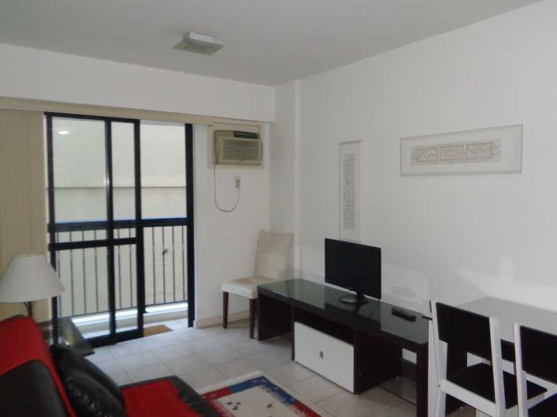 DSC01730 - Apartamento à venda Rua das Laranjeiras,Laranjeiras, IMOBRAS RJ - R$ 840.000 - BOAP10094 - 5