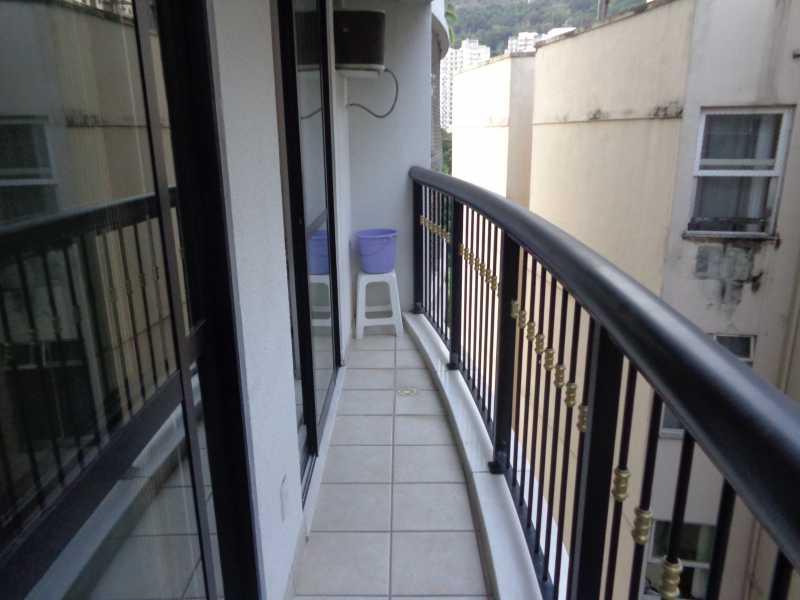 DSC01734 - Apartamento à venda Rua das Laranjeiras,Laranjeiras, IMOBRAS RJ - R$ 840.000 - BOAP10094 - 9
