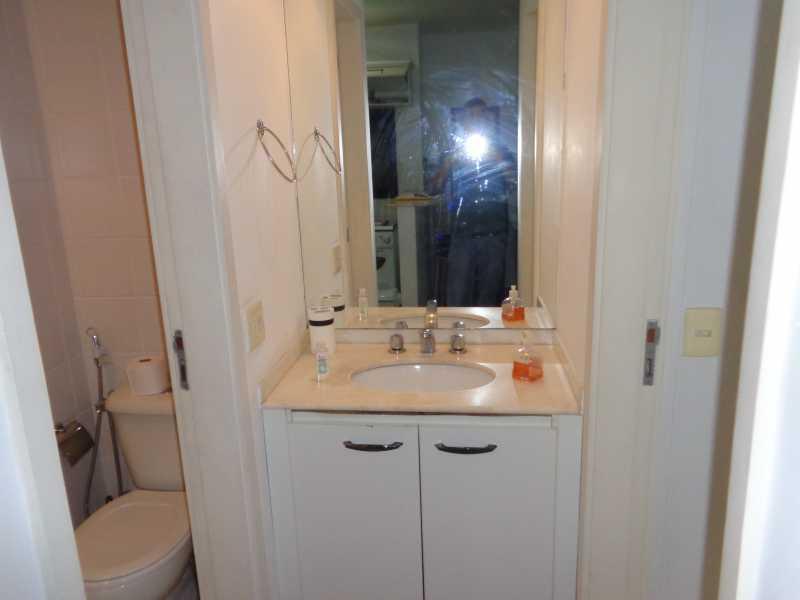 DSC01736 - Apartamento à venda Rua das Laranjeiras,Laranjeiras, IMOBRAS RJ - R$ 840.000 - BOAP10094 - 11