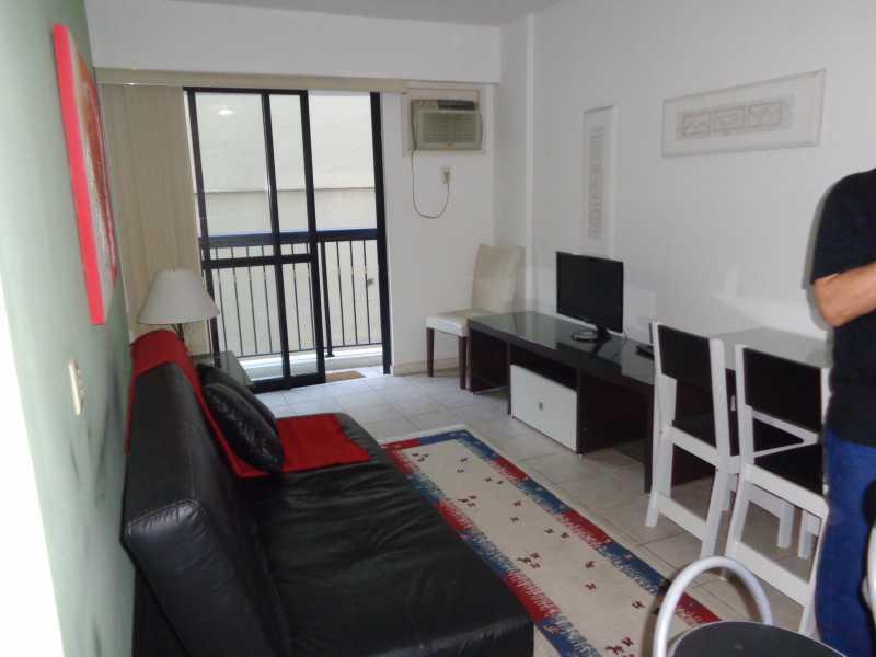 DSC01740 - Apartamento à venda Rua das Laranjeiras,Laranjeiras, IMOBRAS RJ - R$ 840.000 - BOAP10094 - 8