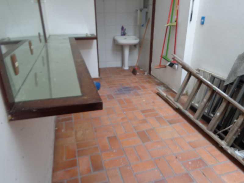 DSC01820 - Casa à venda Rua Alice,Laranjeiras, IMOBRAS RJ - R$ 1.500.000 - BOCA40002 - 3