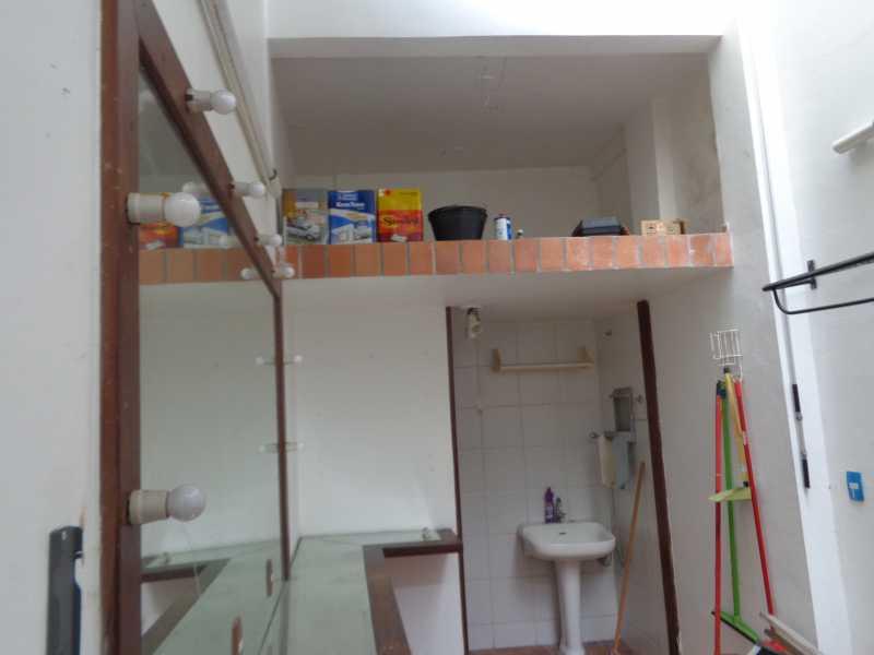 DSC01821 - Casa à venda Rua Alice,Laranjeiras, IMOBRAS RJ - R$ 1.500.000 - BOCA40002 - 4