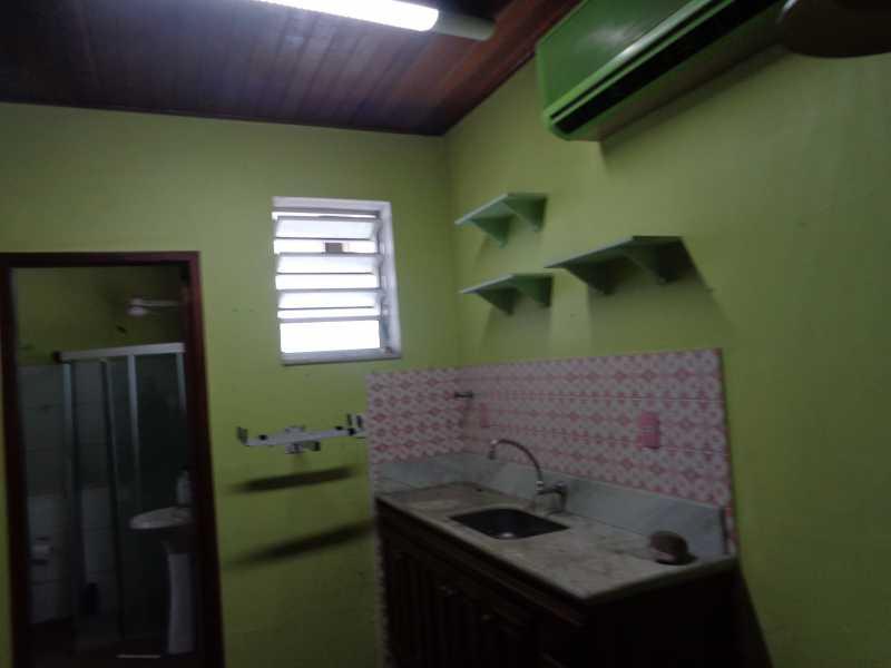 DSC01829 - Casa à venda Rua Alice,Laranjeiras, IMOBRAS RJ - R$ 1.500.000 - BOCA40002 - 9