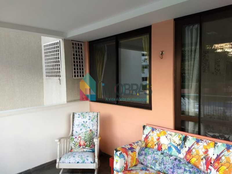 9a57c287-ab0a-4885-bad3-8b22e0 - Apartamento 2 quartos Barra da Tijuca - CPAP20242 - 1
