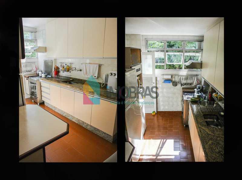 Cozinha 0 - Apartamento 2 quartos Botafogo - BOAP20156 - 8