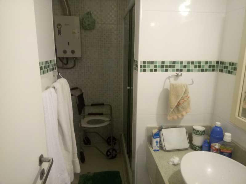 DSC_0166 - Apartamento 3 quartos Copacabana - CPAP30326 - 7