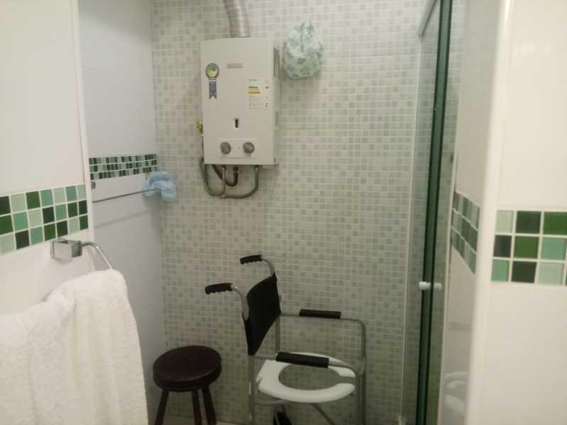 DSC_0167 - Apartamento 3 quartos Copacabana - CPAP30326 - 8