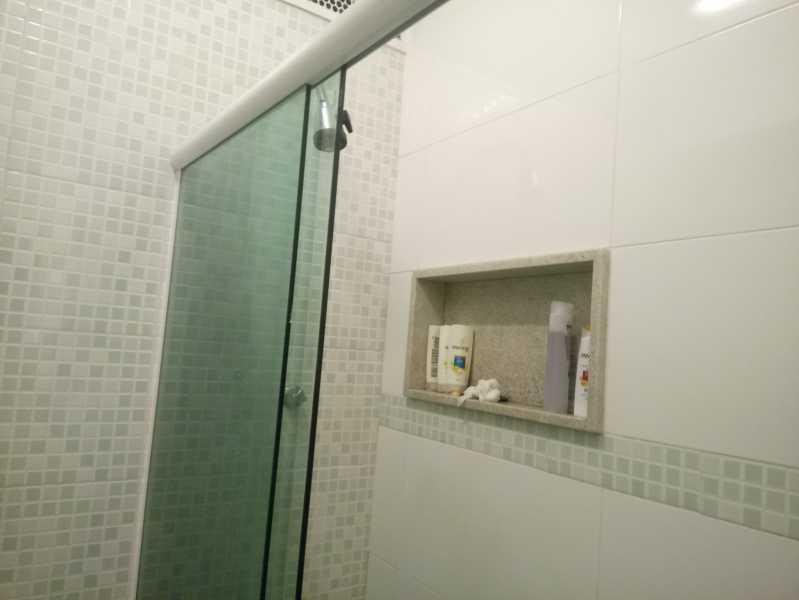 DSC_0168 - Apartamento 3 quartos Copacabana - CPAP30326 - 9