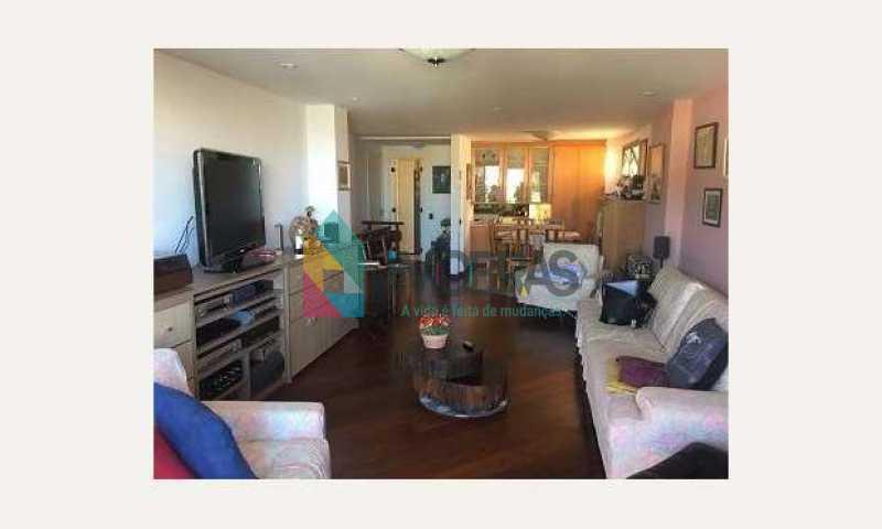1 - Apartamento 3 quartos à venda Jardim Botânico, IMOBRAS RJ - R$ 1.700.000 - BOAP30184 - 4
