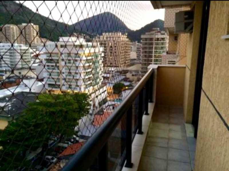 02 - Apartamento para venda e aluguel Rua da Passagem,Botafogo, IMOBRAS RJ - R$ 840.000 - CPAP10223 - 5