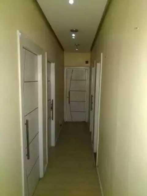 Corredor - Apartamento 3 quartos Copacabana - CPAP30391 - 5