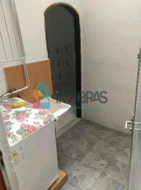 Área de Serviço - Apartamento 1 quarto à venda Jardim Botânico, IMOBRAS RJ - R$ 440.000 - CPAP10244 - 8