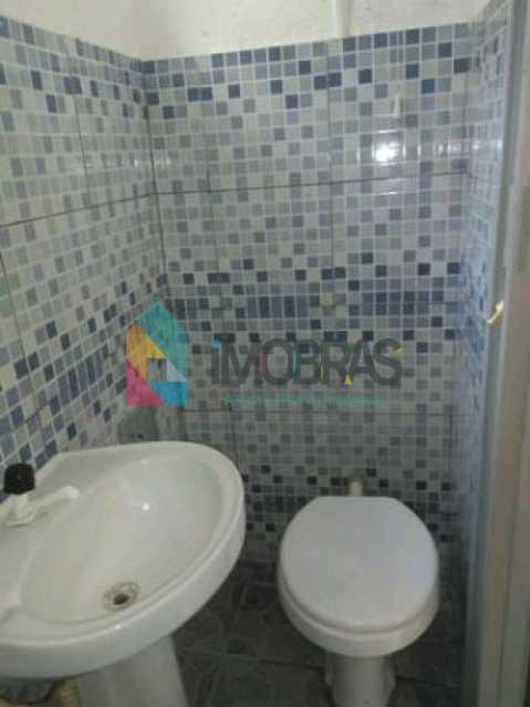 Banheiro - Apartamento 1 quarto à venda Jardim Botânico, IMOBRAS RJ - R$ 440.000 - CPAP10244 - 7