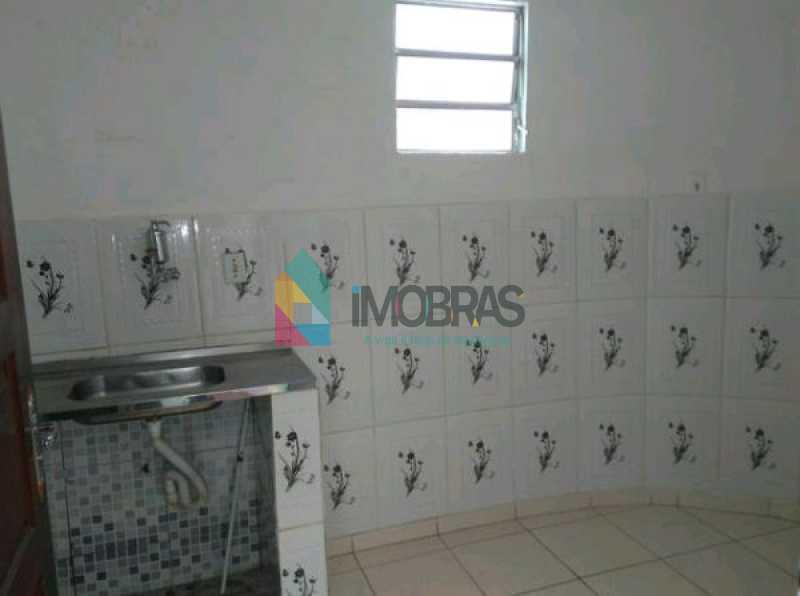 Cozinha - Apartamento 1 quarto à venda Jardim Botânico, IMOBRAS RJ - R$ 440.000 - CPAP10244 - 3