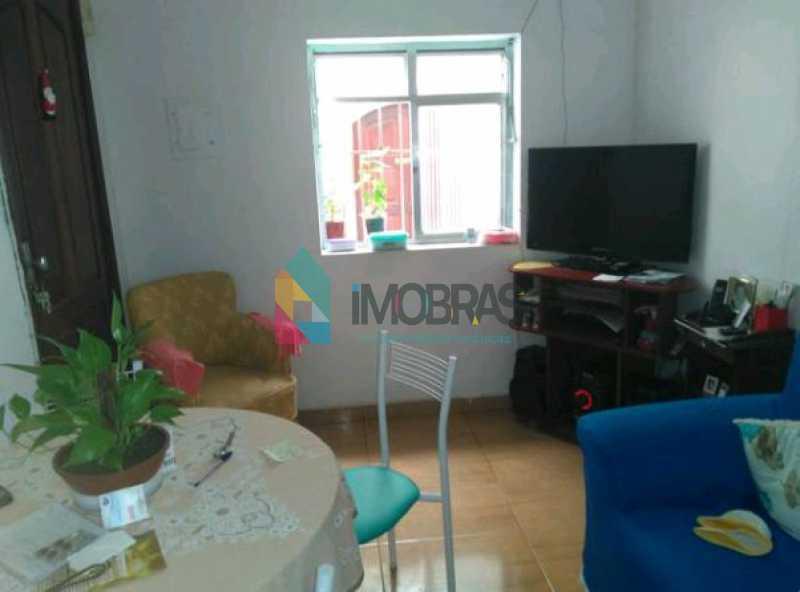 Sala - Apartamento 1 quarto à venda Jardim Botânico, IMOBRAS RJ - R$ 440.000 - CPAP10244 - 1