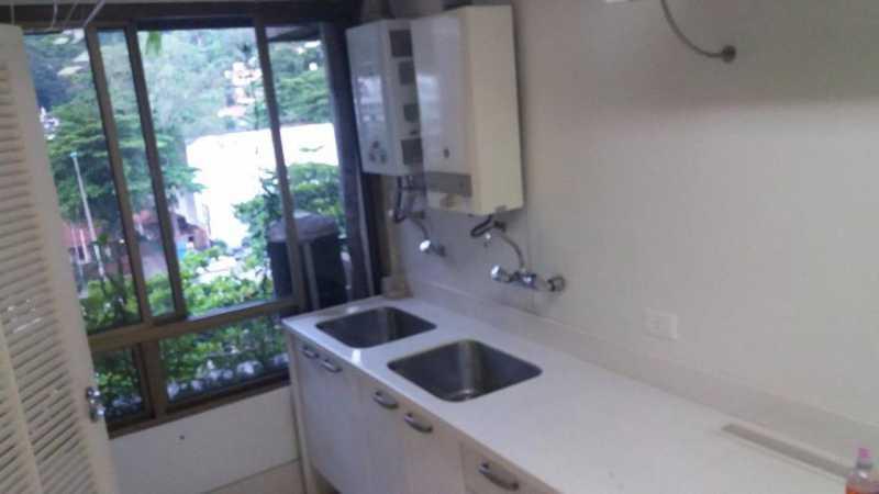 Area Serviço - Apartamento 3 quartos São Conrado - CPAP30422 - 16