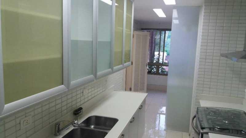 Cozinha - Apartamento 3 quartos São Conrado - CPAP30422 - 21
