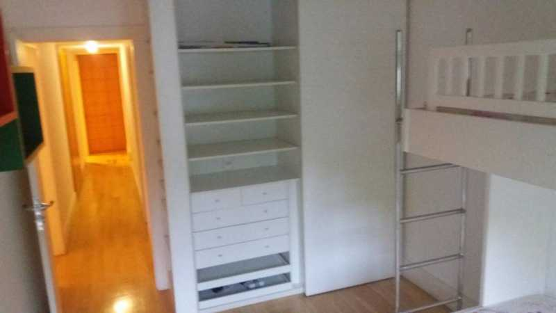 Qt 3 - De fora pra dentro - Apartamento 3 quartos São Conrado - CPAP30422 - 20