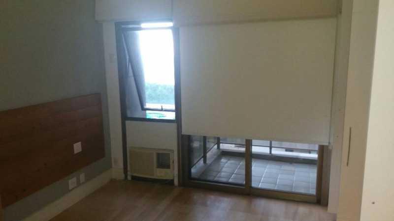 Quarto 1 - Acesso Varanda - Apartamento 3 quartos São Conrado - CPAP30422 - 22