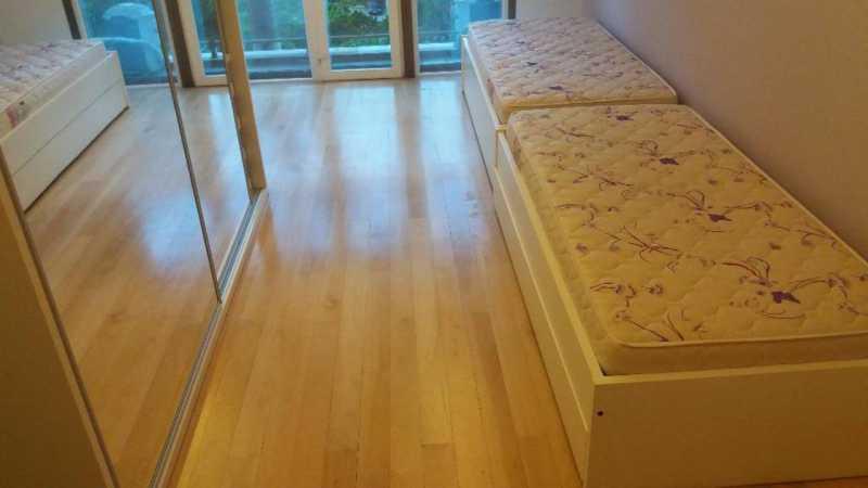 Quarto 2 - 2 Bicamas  4 Camas - Apartamento 3 quartos São Conrado - CPAP30422 - 12