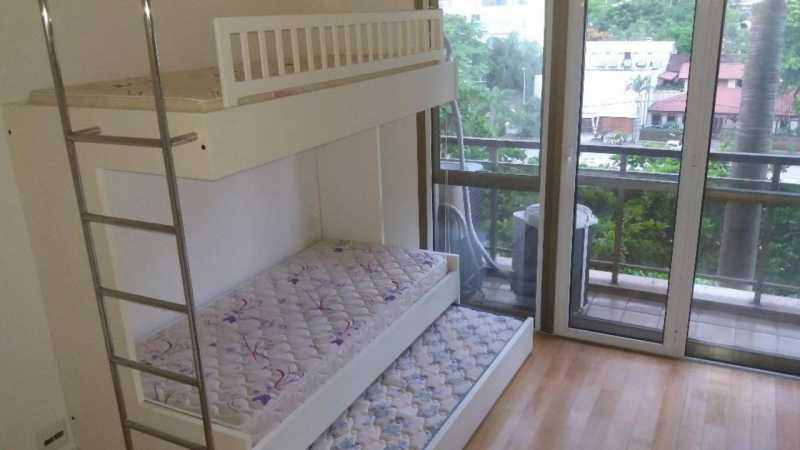 Quarto 3 - Apartamento 3 quartos São Conrado - CPAP30422 - 19