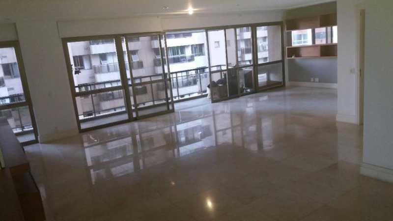 Salao Amplo - Apartamento 3 quartos São Conrado - CPAP30422 - 5