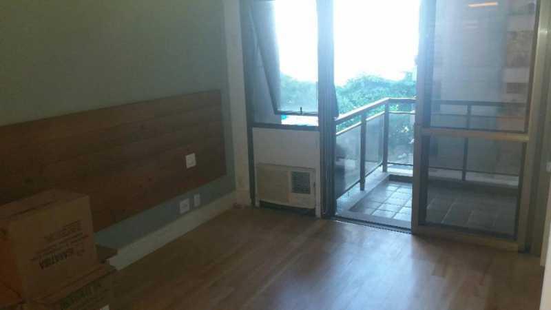 Varanda - Qt 1 - Apartamento 3 quartos São Conrado - CPAP30422 - 27
