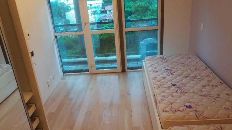 Varanda Qt 2 - Apartamento 3 quartos São Conrado - CPAP30422 - 13