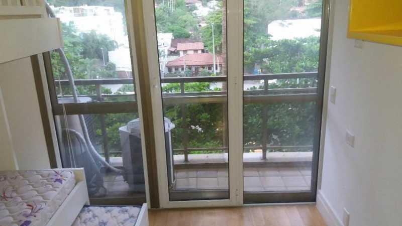 Varanda Qt 3 - Apartamento 3 quartos São Conrado - CPAP30422 - 28