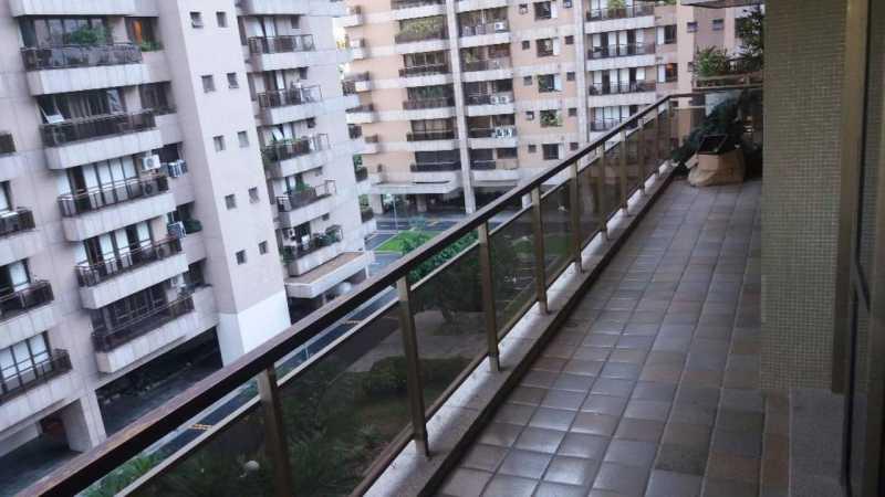 Varandao - Apartamento 3 quartos São Conrado - CPAP30422 - 3