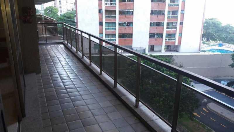 Vistão - Apartamento 3 quartos São Conrado - CPAP30422 - 1