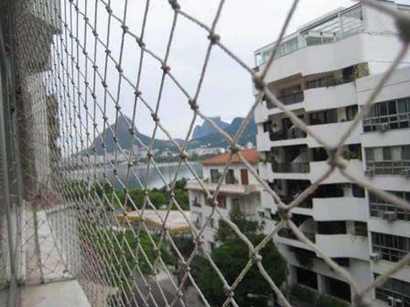 01 - Apartamento 3 quartos Lagoa - CPAP30433 - 1