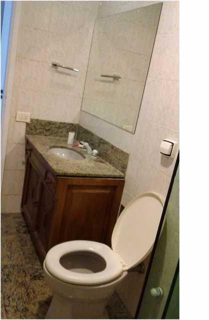banheiro social 02 - Apartamento 3 quartos Jardim Botânico - CPAP30441 - 19