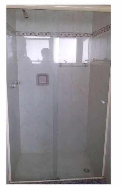 banheiro suite - Apartamento 3 quartos Jardim Botânico - CPAP30441 - 13